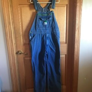 Jeans - Liberty overalls, bibs, denim